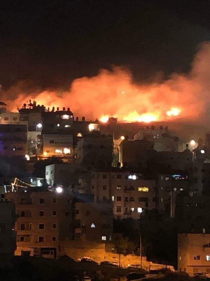 Čo sa deje v Izraeli?